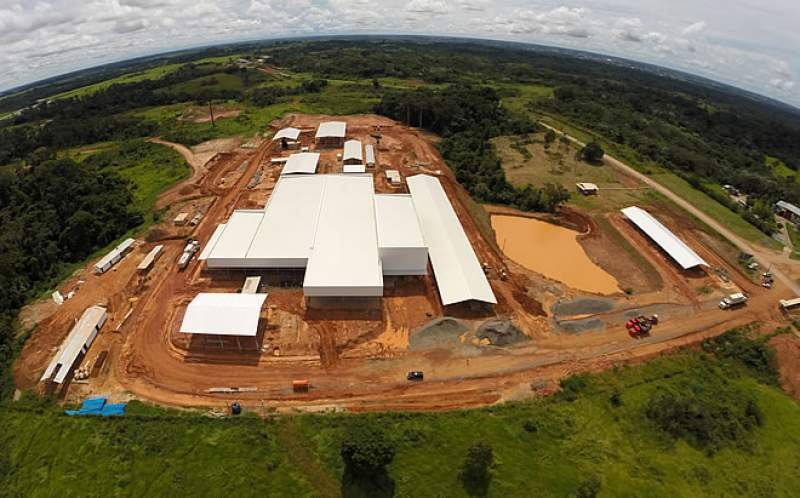 Brasiléia Swine Processing Plant is Already a Reality and will be Inaugurated in September