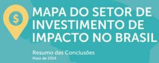 201405_Mapa do Setor de Investimento de Impacto no Brasil
